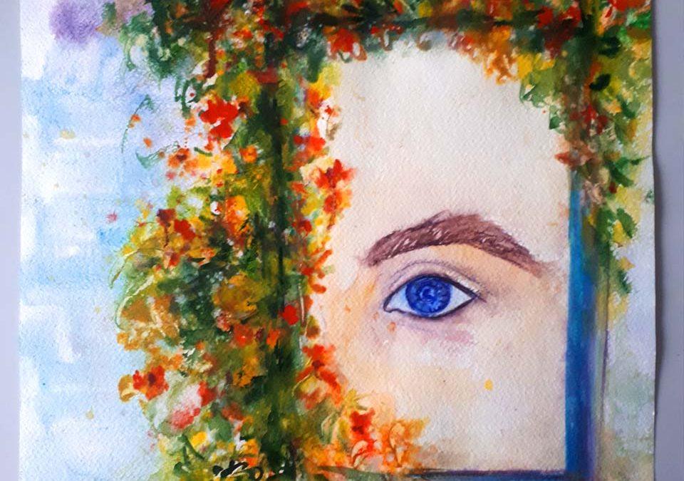 Un timp care picteaza